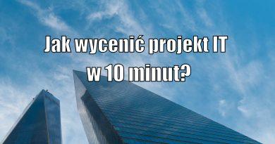 Jak wycenić projekt IT w 10 minut?