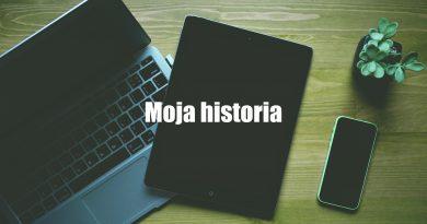 Moja historia