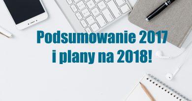podsumowanie 2017 i plany 2018