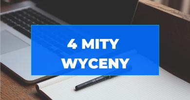 4 mity wyceny projektów